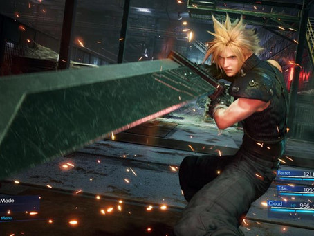 FFVII Remake: The Demo is Here