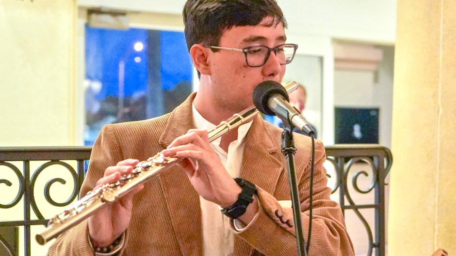 Jose Cordero, musically mentoring the next generation in Southwest Florida