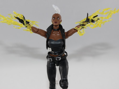 Marvel Legends Apocalypse BAF: Punk Rock Storm
