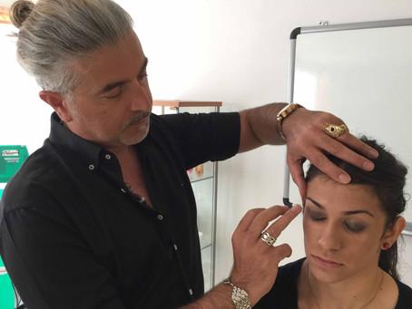 Beauty Make Up Seminars @iekpaster Make Up Artist work Sakis Isaakidis Thessaloniki