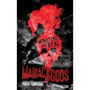 Maniac Gods - by Rich Hawkins. Book review.