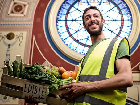 "Edible London Founder Soner ""Sunny"" Karagozlu joins Algaesys"