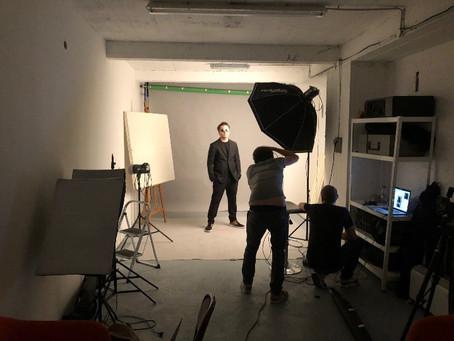 Séance photo studio à Lyon pour Zerator