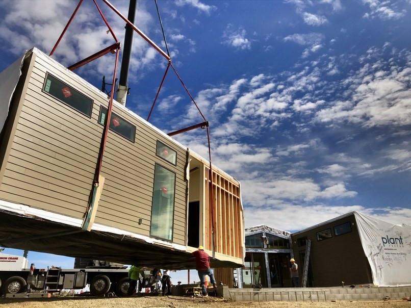 Amazon Prefabrik Evlere Yatırım Yapıyor