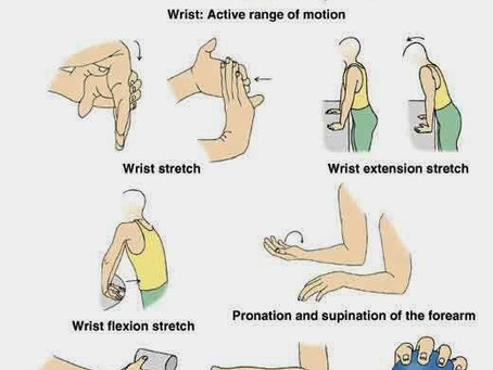 Healthy Haircutter Stretching Exercises
