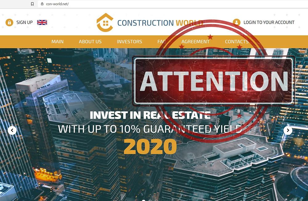 Construction World AVIS