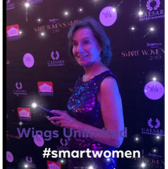Ann F. Gilmartin Awarded the Smart Meeting Award
