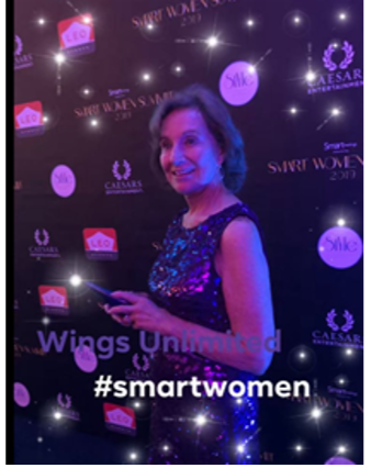 Ann F. Gilmartin Awarded the Smart Meeting Award