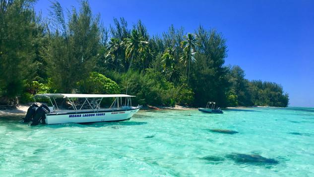 Bora Bora. Paradis sur terre