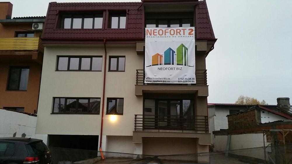Ansambluri rezidentiale in Andronache si Colentina, finalizate, bloc finalizat, direct dezvoltator.