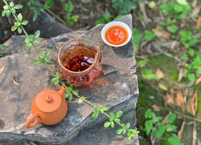365 Teas Challenge > Day 211 -  Shu Pu-erh from Jingmai 2012