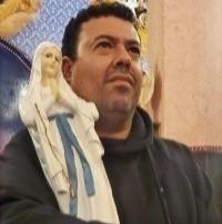 Marcos Tadeu - vidente de Nossa Senhora