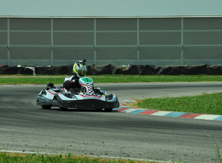 Aramini si aggiudica gara-3, 18° Trofeo MKS!