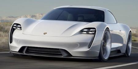 Devrime hazır olun. Elektrikli arabalar geliyor!  Bölüm 2: Yeni Porsche Mission E
