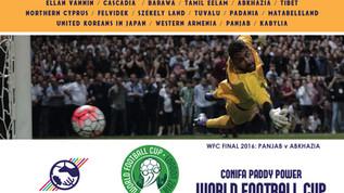 Conifa World Cup Fixtures at Colston Avenue