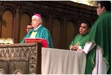 La Arquidiócesis de Monterrey alista ayuda humanitaria para los participantes en la caravana migrante que lleguen a NL