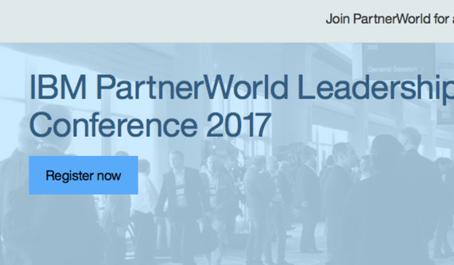 Roccato participará como influencer do evento IBM PartnerWorld, em Las Vegas