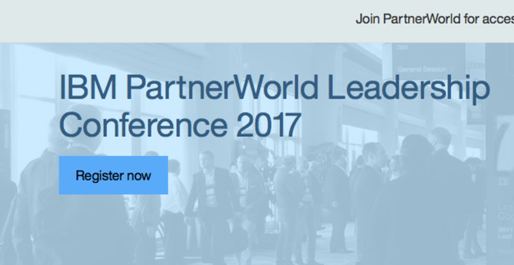 Roccato participará como influencer do evento IBM PartnerWorld, em Las Vegas