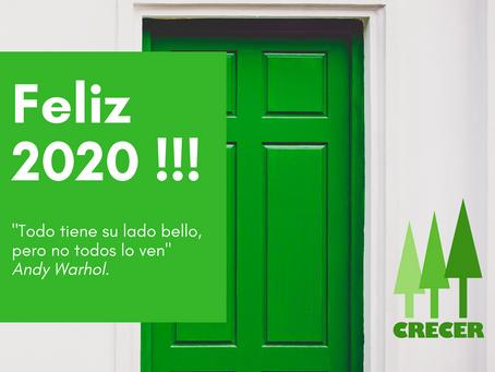 Feliz 2020 !!!