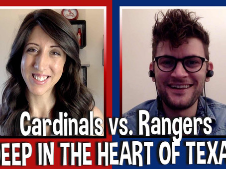 Cardinals vs Rangers: Deep in the Heart of Texas - Series Preview #15