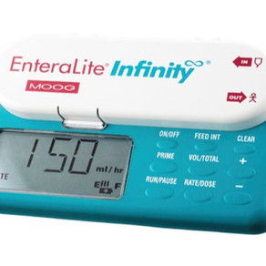 The EnteraLite Infinity Feeding Pump