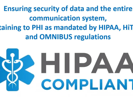 Revisiting HIPAA:  Understanding the effects of new requirements and ensuring compliance