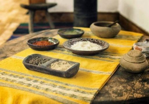 Шарена сол или Мерудия