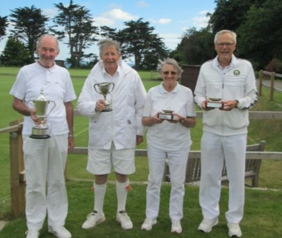 Sidmouth Croquet Players Enjoy Success at National Veterans Championships