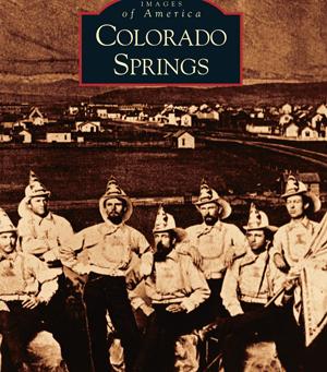 Colorado Springs By Elizabeth Wallace