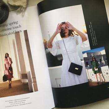 DOSE Magazine Spring Campaign