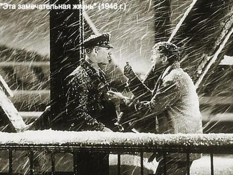 Как и из чего делают снег в кино