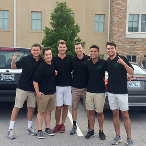 Introducing Our Regional Rush Chairmen