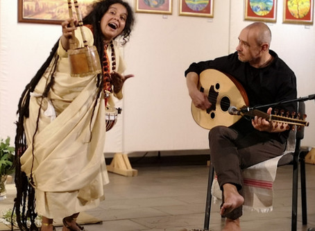 Song Offerings (Gitanjali) - Tagore & Lalan | Concert of Parvathy Baul and Béla Wittek in Hungary