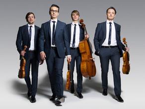 POSTPONED - Orava Quartet - Mozart, Beethoven and Schulhoff (Fri 24 April, 7.30pm)