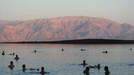 Morze Martwe – naturalne SPA :)