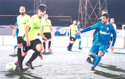 Galería de 91 fotografías del partido entre el Pedreguer y el CF Benidorm