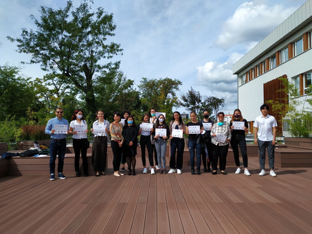 Summer Chinese Language Course Completed