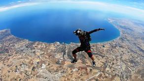 Как прыгнуть с парашютом на Кипре?