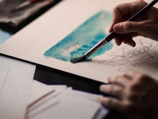 7 Fun Art Therapy Exercises to Try at Home
