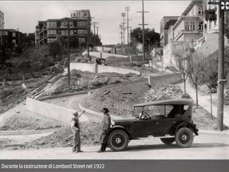 Troppe Auto, Lombard Street a Pagamento (e prenotazione)