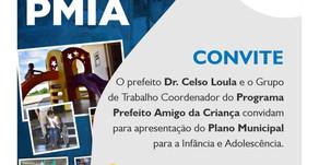 JOÃO DOURADO: PREFEITURA REALIZA PLANO MUNICIPAL PARA A INFÂNCIA E ADOLESCÊNCIA.
