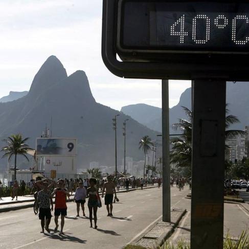 RIO 40 GRAUS!