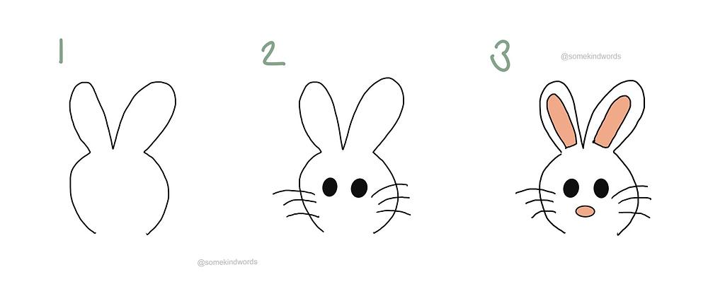 doodles, einfach zeichnen, ostern, oster doodles, osterhase, hase zeichnen, hase einfach zeichnen, hase malen, rabbit, bunny, cute bunny, lovely bunny, süßer hase, anleitung, tutorial, wie zeichnet man einfach einen hase, kleiner hase zeichnen, hase basteln, hase vorlage, zum ausdrucken, zum speichern, kostenlose vorlage, easy hase malen