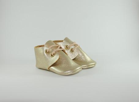 Cómo son los zapatos para bebé, los zapatos para niños y los zapatos para niña de Abba moccs