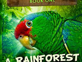 Beyond the Story - Jasper Amazon Parrot A Rainforest Adventure