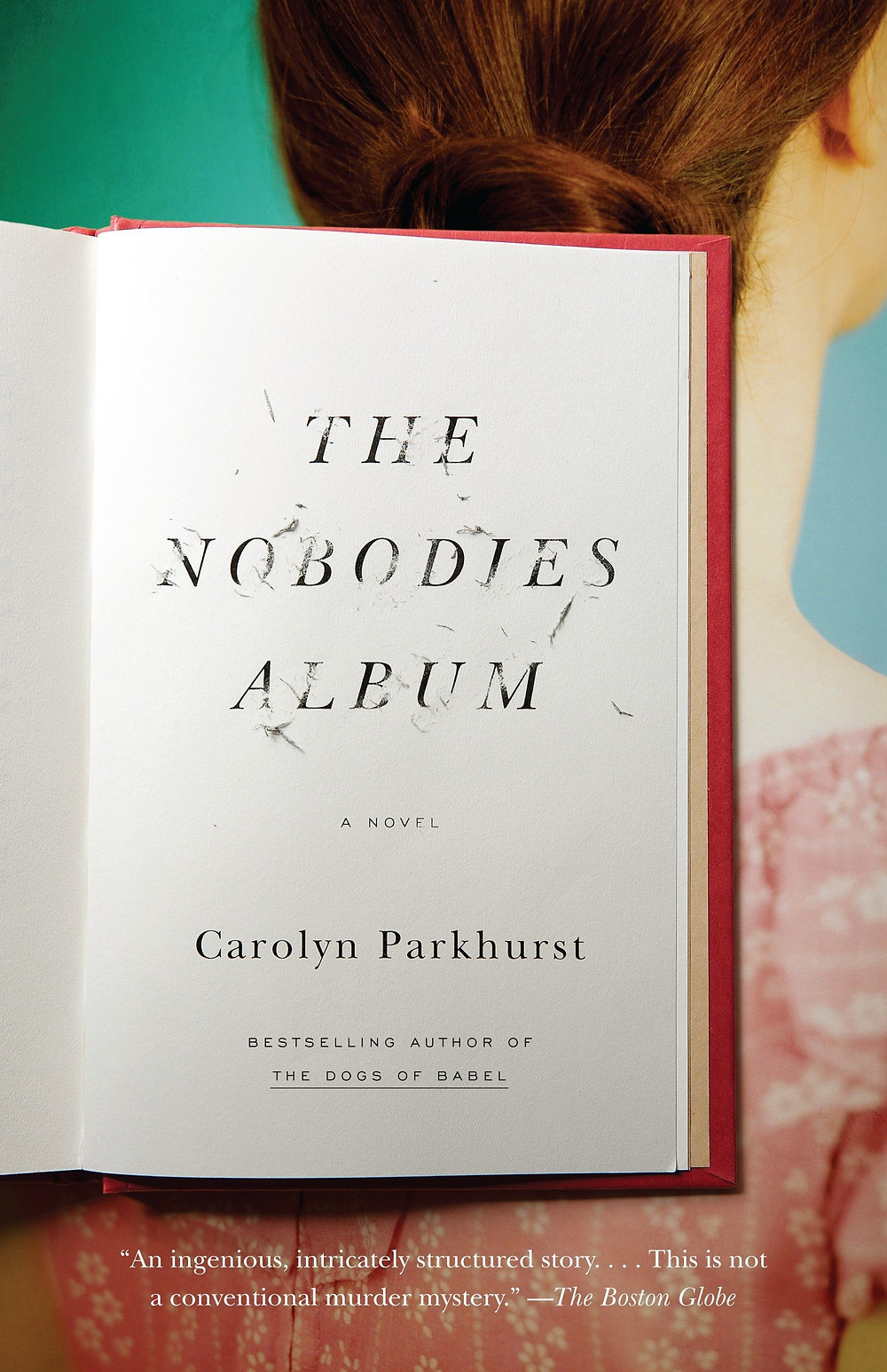 The Nobodies Album by Carolyn Parkhurst : the book slut book reviews thebookslut