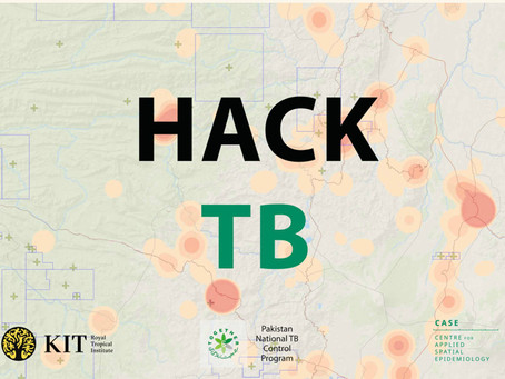 KIT Hackathon team United4TB running on Epcon