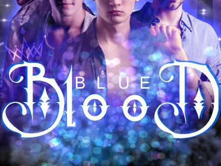 Preorder: Blue Blood (Siring an Heir, Book One)