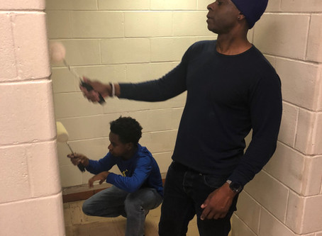 ZII Has a Busy 2-Part MLK Day of Service
