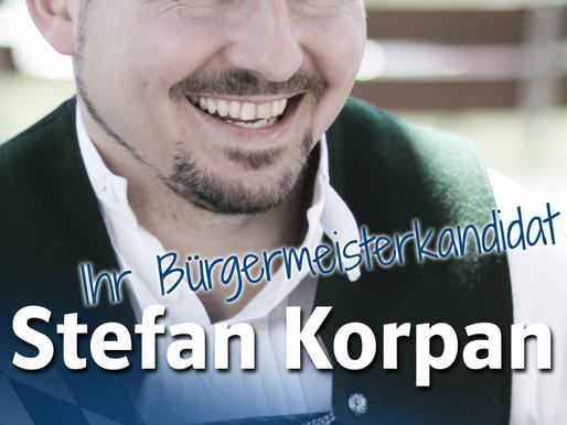 Extra-Bladl: Stefan Korpan stellt sich vor